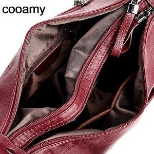 Image 2 - ที่มีชื่อเสียงยี่ห้อผู้หญิงกระเป๋าสะพายกระเป๋าด้านบนแฟชั่น Lady กระเป๋าถือกระเป๋าหนัง PU หญิงกระเป๋า Crossbody