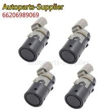 66206989069 4Pcs/Lot PDC Parking Sensor 66216911838 For BMW E39 E46 E53 E60 E61 E63 E64 E65 E66 E83 X3 Parking Assistance 4 pcs lot reverse backup assist pdc parking sensor for bmw e39 e46 e53 e60 e61 e63 e64 e65 e66 e83 66206989069 66200309540 car
