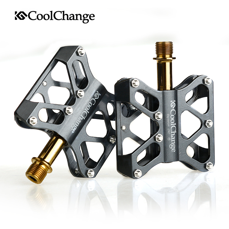 CoolChange mountain bike pedals lightweight skid Perlin modified road bike parts bicycle pedal Universal смеситель для биде kludi ambienta с донным клапаном 532160575