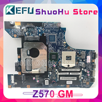 KEFU 10290 2 48.4PA01.021 LZ57 MB mainboard for Lenovo Z570 motherboard B570 Z570 V570C motherboard HM65 PGA989  test 100% work|Motherboards|Computer & Office -