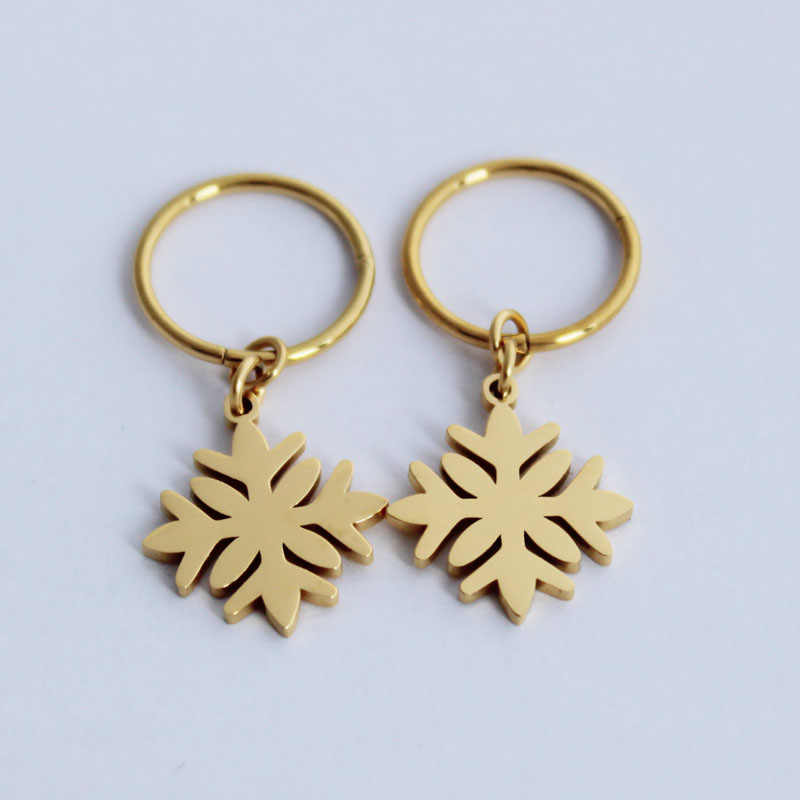 New Arrivals Small Star Gold Earring For Kiribati Earring