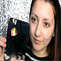 IMAGIC бренд Профессиональной Косметологии Нержавеющей Макияж Ногтей Глаз Смешанный Фонд Смешивание Палитра Шпатель Косметическая Tool Высокое Качество