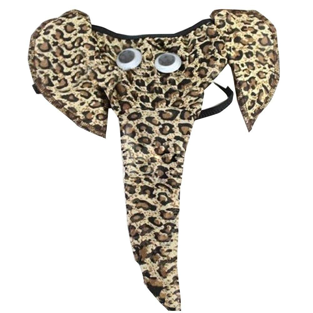 buytra Sexy Men Elephant Underwear Pouch Briefs Thongs Funny G ... | 1001x1001