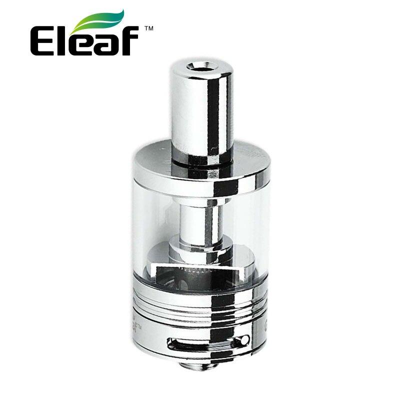 Autentica Eleaf GS Serbatoio Atomizzatore 3 ml e-liquido Capacità 0.15ohm GS-Serbatoio di Controllo Temp Clearomizer per iStick TC 40 W Batteria Mod