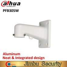 Dahua Aluminum Wall Mount Bracket PFB305W Safety rope hook attached, secure and reliable Neat & Integrated design