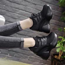 Женская обувь 2020 модная дышащая на высоком каблуке женская