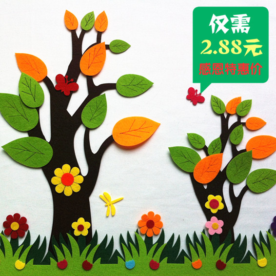 Classroom Wall Decoration Ideas For Primary School : Aliexpress buy the kindergarten primary school