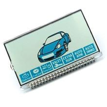 Display lcd para starline B9 versão russa B9 lcd dois sentidos remoto carro de controle remoto frete grátis
