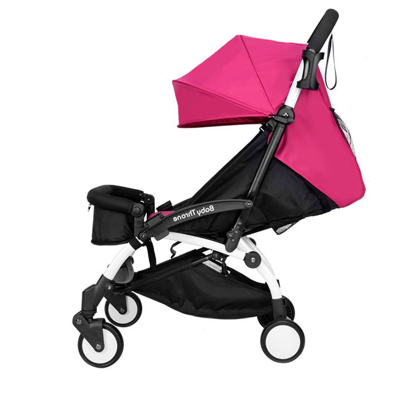 Baby can sit and light Baby Super Light umbrella car children folding portable summer trolley baby trolley baby trolley portability portability can sit baby trolley summer folding umbrella car high landscape baby car stroller