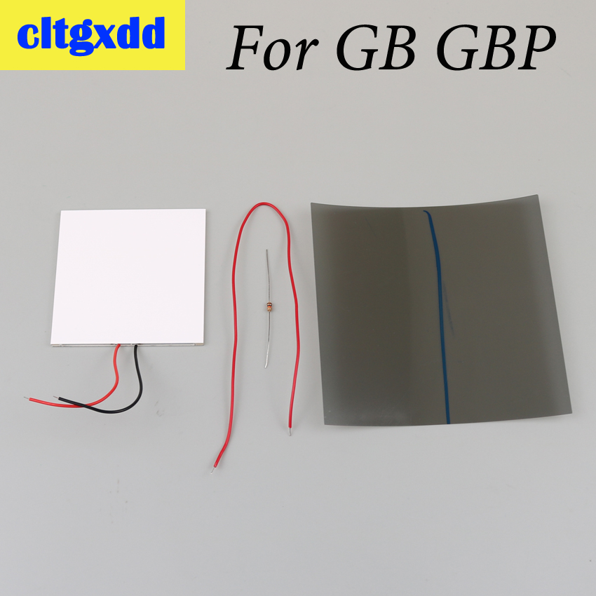 Cltgxdd DIY Bivert PCB Module For Nintendo GameBoy DMG-01 Console Backlight Invert Hex Mod Polarizer Film For GB GBP