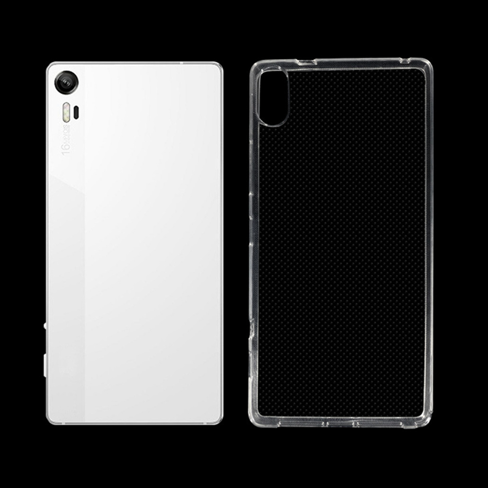 reputable site 962ab 016d2 Ultra Clear Soft Transparent Phone Case For Lenovo Vibe Shot Z90 Z90 7 Soft  Silicone TPU Back Cover For Lenovo Z90 5.0