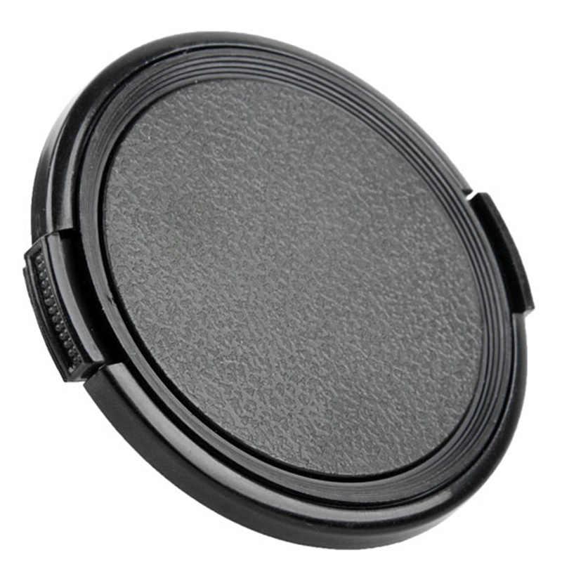 1 CÁI 49 mét Lens Cap Bìa cho Canon EF 50 lens protector cho mét f/1.8 STM Sony nex NEX5N NEX5C NEX3 C 18-55 mét panasonic 49 mét