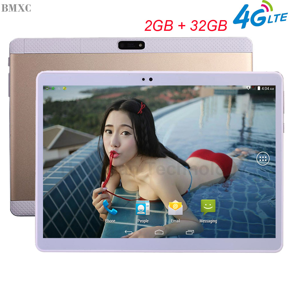 10 1 inch Brand Original 3G 4G Tablet PC Metal Tablets 3G Quad Core 1920 1200