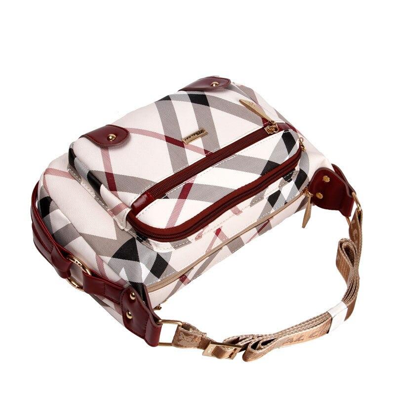 Европа и США модные глиальных волокна ПВХ пельмени подушка мешок ретро печати геометрический узор классический дикий плеча ба