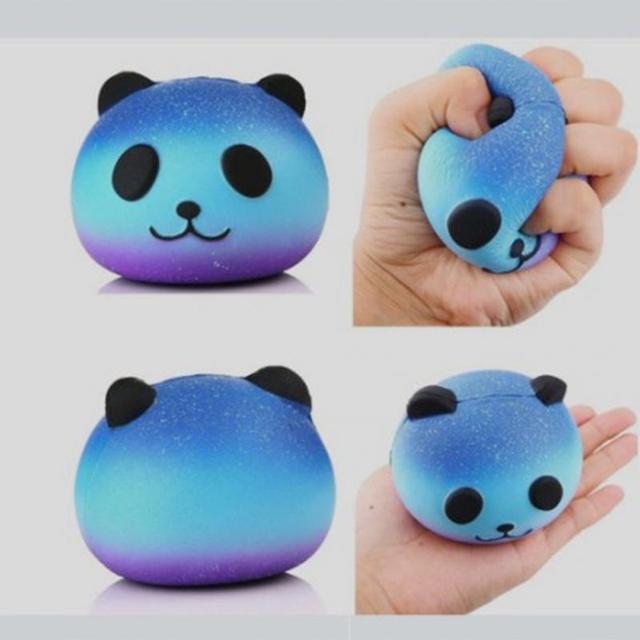 dr le anti balle anti stress jouets squeeze panda cr me parfum e stress pression soulagement se. Black Bedroom Furniture Sets. Home Design Ideas