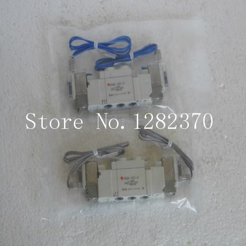 [SA] New Japan genuine original SMC solenoid valve SY5120-1G-C6 spot --2PCS/LOT [sa] new japan genuine original smc solenoid valve sy3120 5h c4 spot 2pcs lot