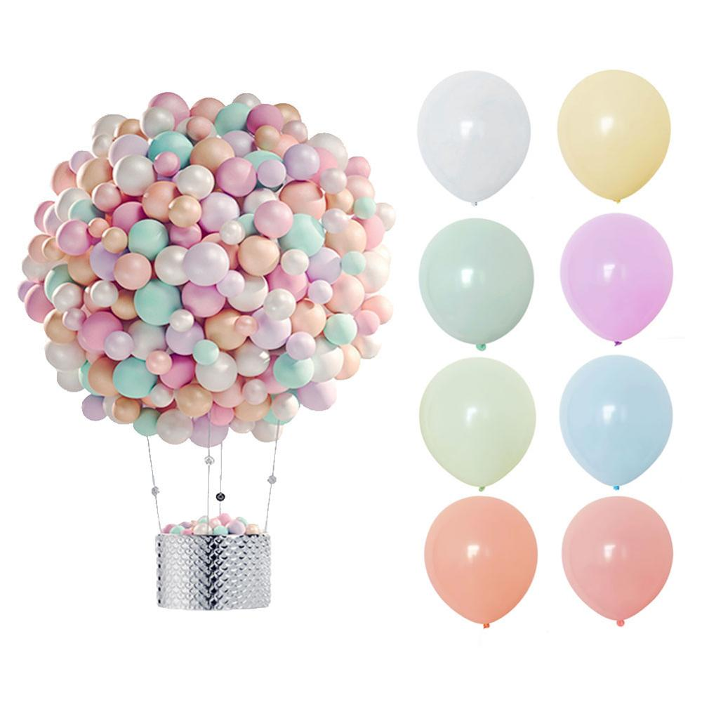 30pcs 5/10 inch Macarons Latex Ballon Birthday Party Candy Balloons Birthday Party Decorations Kids Baby Shower Wedding Golobos 3