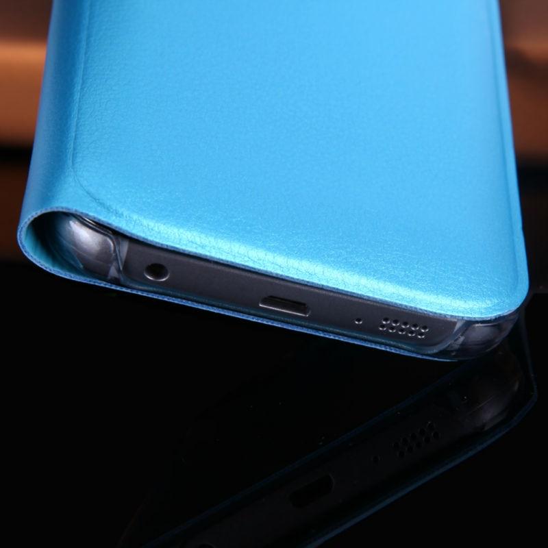 360 կաշվե ծածկույթի խցանման պատյան Samsung - Բջջային հեռախոսի պարագաներ և պահեստամասեր - Լուսանկար 6