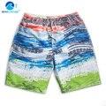 GL Бренд Летом стиль моды мужские пляжные boardshorts шорты, quick dry Бермуды masculina де marca пляжная одежда мужская доска шорты
