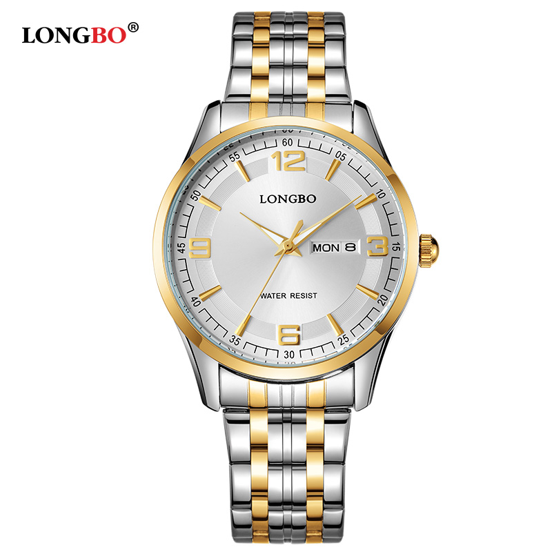 2016 Men's Dress Watches Gold Roles Style Stainless W