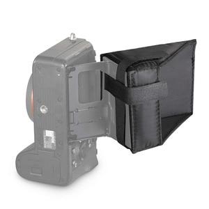 Image 5 - SmallRig A7M3 LCD ekran güneşlik Sony A7 A7II A7III A9 serisi kameralar güneş gölge 2215