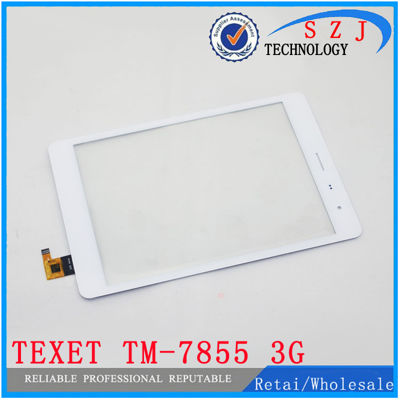 New 7.85'' inch case for TeXet NaviPad TM-7855 3G Tablet Touchscreen panel Digitizer Glass Sensor Replacement Free Shipping tempered glass new touch screen panel digitizer for 7 texet tm 7876 tm 7876 x pad quad 7 3g tablet glass sensor replacement