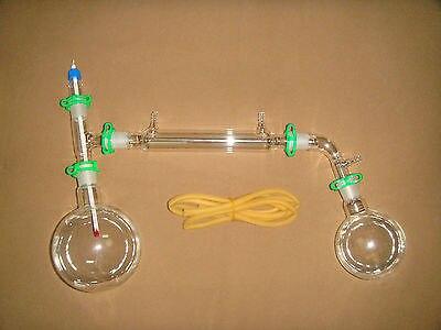 ใหม่1000มิลลิลิตรเครื่องกลั่น,สูญญากาศกลั่นชุด,แล็บแก้วชุด-ใน ขวดแก้ว จาก อุปกรณ์ออฟฟิศและการเรียน บน AliExpress - 11.11_สิบเอ็ด สิบเอ็ดวันคนโสด 1