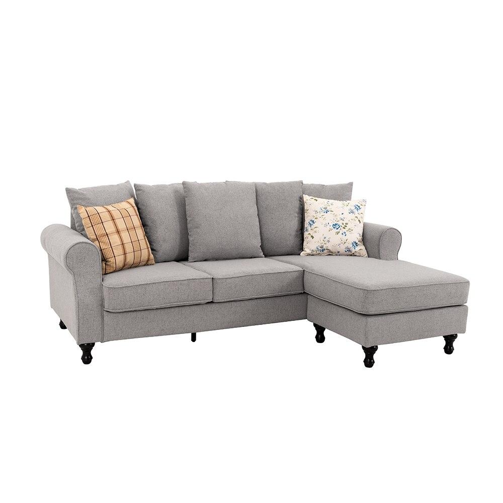 Panana L Shaped Corner Sofa Bed