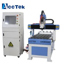 Factory price linear atc cnc machinery china woodworking, spindle tool changer wood cnc router AKM6090C cnc machinery parts for plastic mold