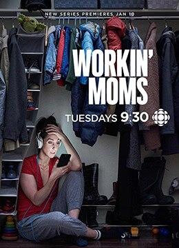 《上班族妈妈 第二季》2018年加拿大喜剧电视剧在线观看
