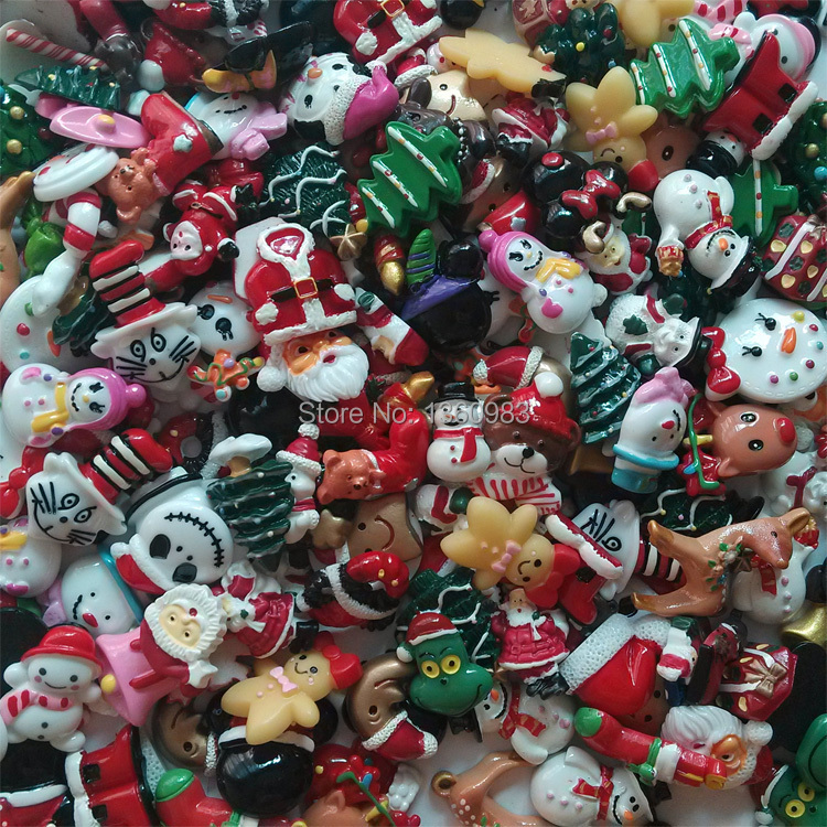 Cabochons 2014 Crafts Free Shipping Christmas Decorations