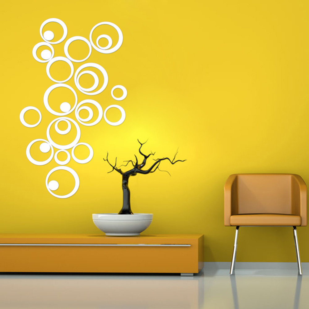 Online Get Cheap Artistic Wall Stickers Aliexpresscom Alibaba