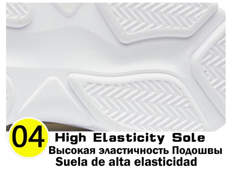 Preto Branco Sapatos Sapatos Casuais