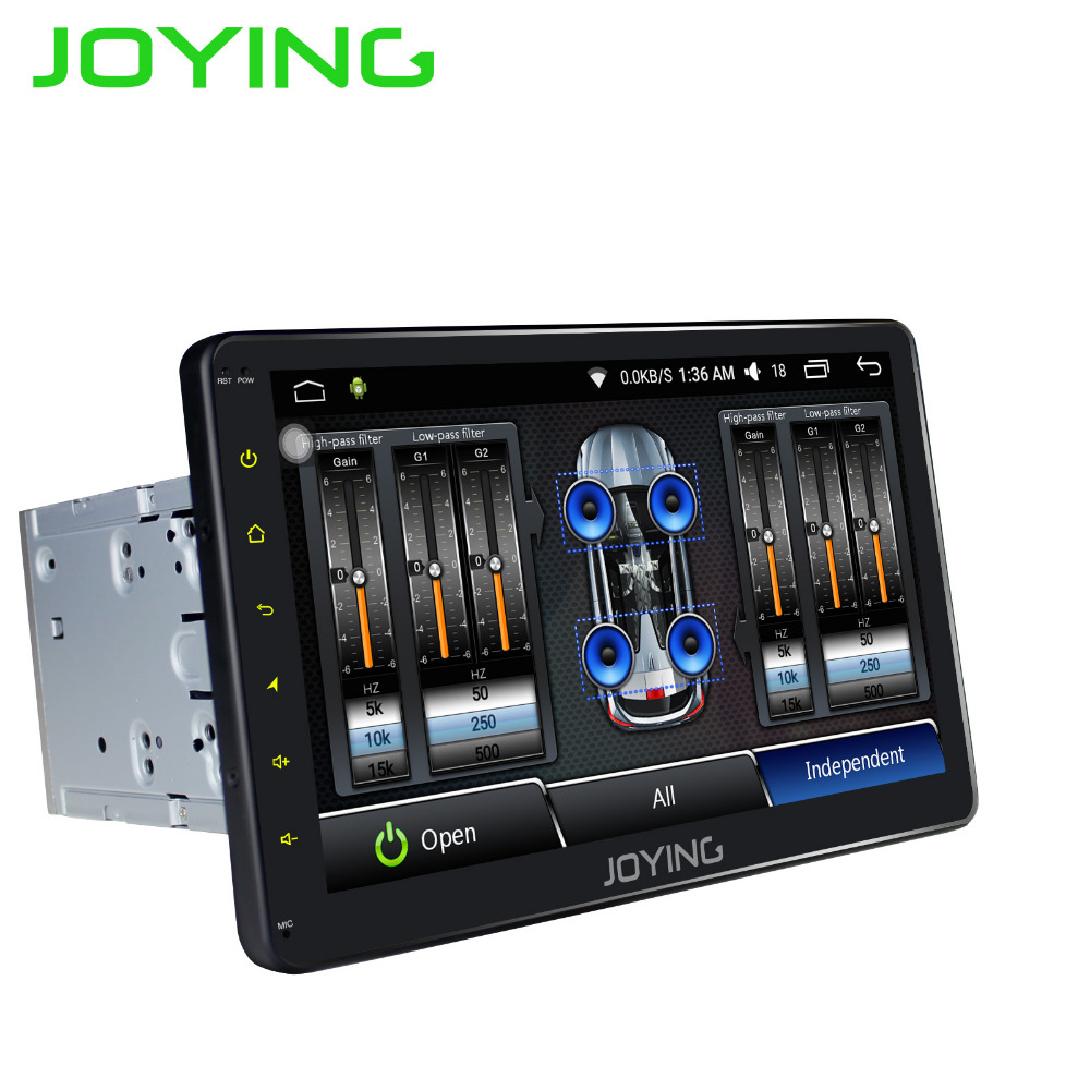 JOYING HD 2GB RAM 2DIN 10INCH screen Android 6 0 font b car b font radio