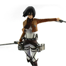 Attack on Titan Mikasa Ackerman PVC figure