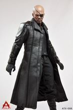 1/6 scale Collectible figure doll Marvel's The Avengers S.H.I.E.L.D. Nick Fury 12″ action figures doll Plastic Model Toys.NO BOX