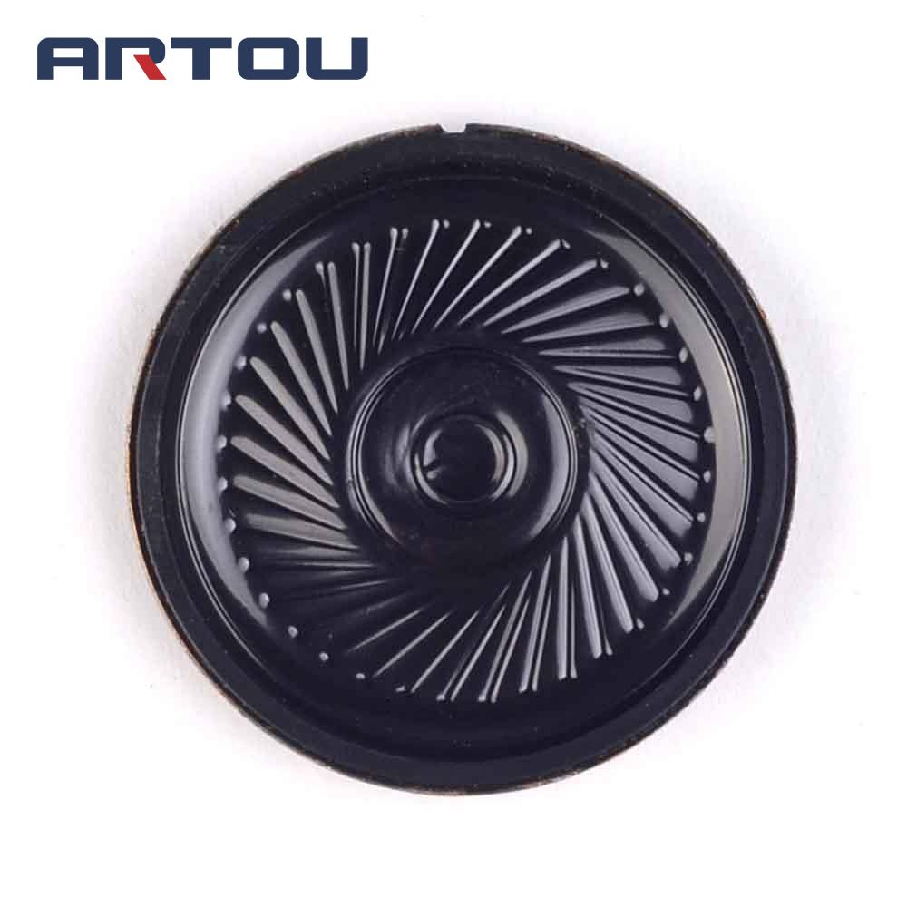 2PCS 8 Ohm 0.5W Horn Speaker 40MM 4CM Diameter 8R 0.5W Small Loudspeaker Wholesale Electronic