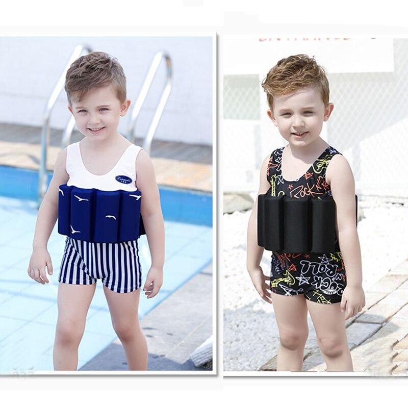 na300 vendita calda 2017 nuovo childredn kid boys swimwear vivace costume da bagno bambino tuta galleggiante