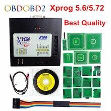 Newest Version XPROG-M 5.72 WIth USB Dongle ECU Programmer Xprog M V5.72 ECU Chip Tuning X-Prog M box 5.6 Chip Tunning Free Ship
