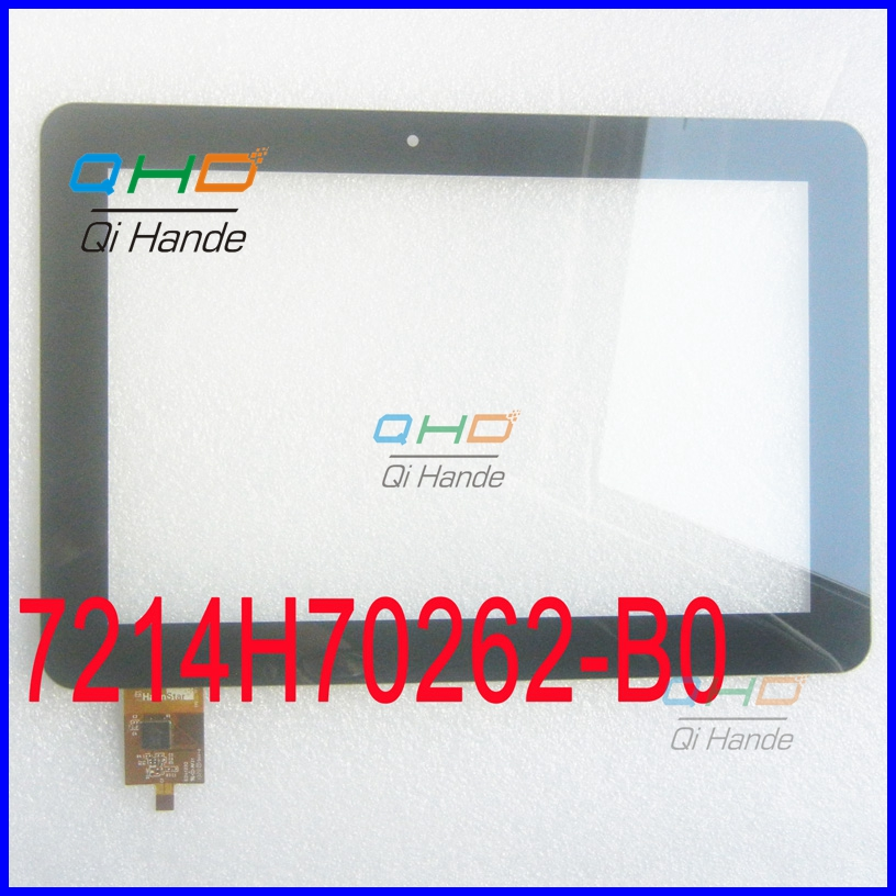 New 10.1'' inch Tablet PC 7214H70262-B0 authentic touch screen handwriting screen multi-point capacitive screen external screen zhc 173b external screen handwriting touch screen tablet pc screen