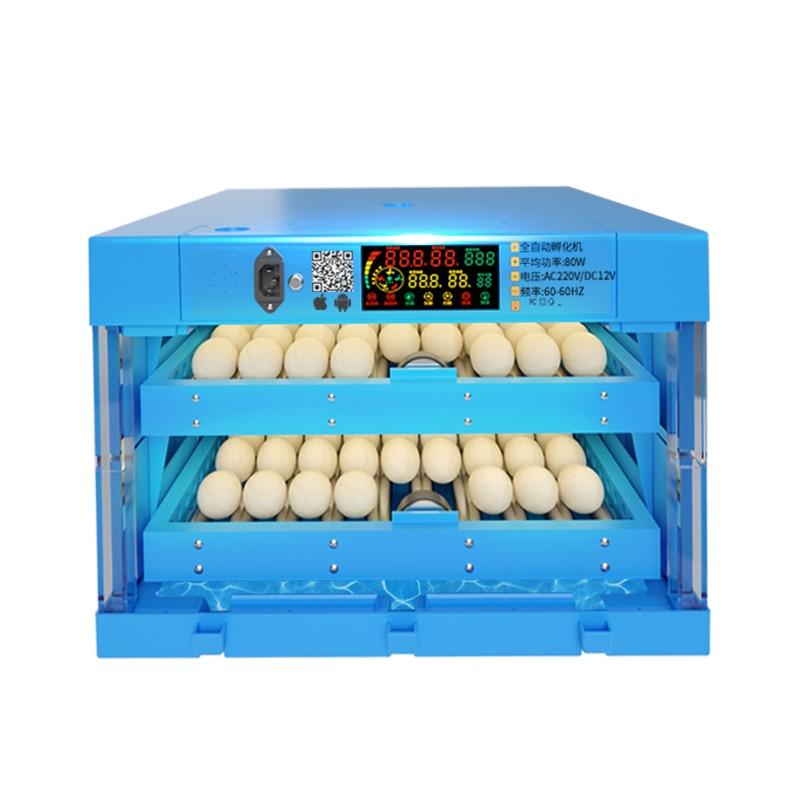 Weizhen Full-automatic Incubator Intelligent Small Household Incubator Chicken Duck Goose Incubator Pigeon Incubator Eggs