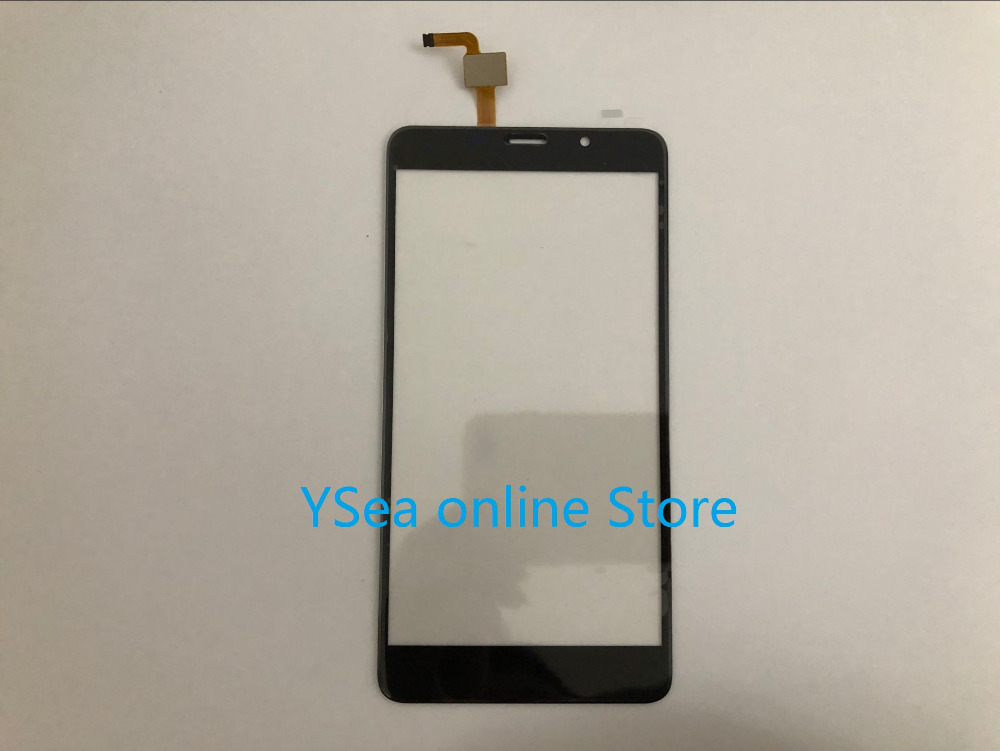 Touch Screen glass Outer Lens Repair Glass For <font><b>Leagoo</b></font> <font><b>M8</b></font> / <font><b>M8</b></font> <font><b>pro</b></font> 5.7