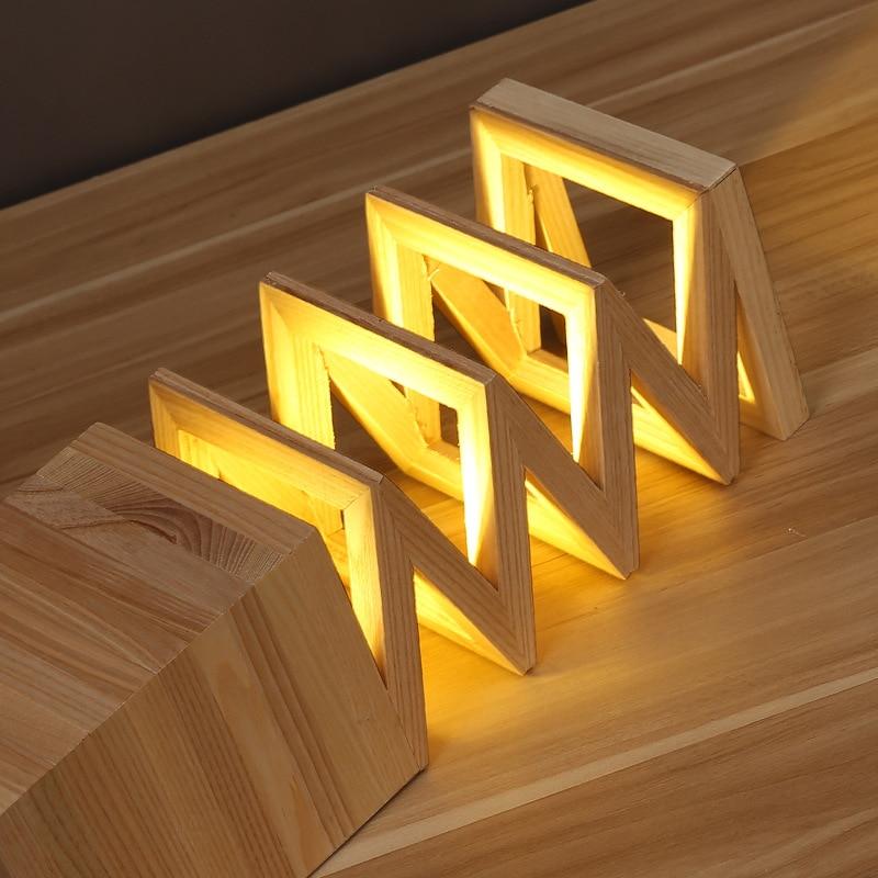 High Quality Wooden Reading Table Lamp Luminaria De Mesa Led Light Table Lamp 110v 220v Modern