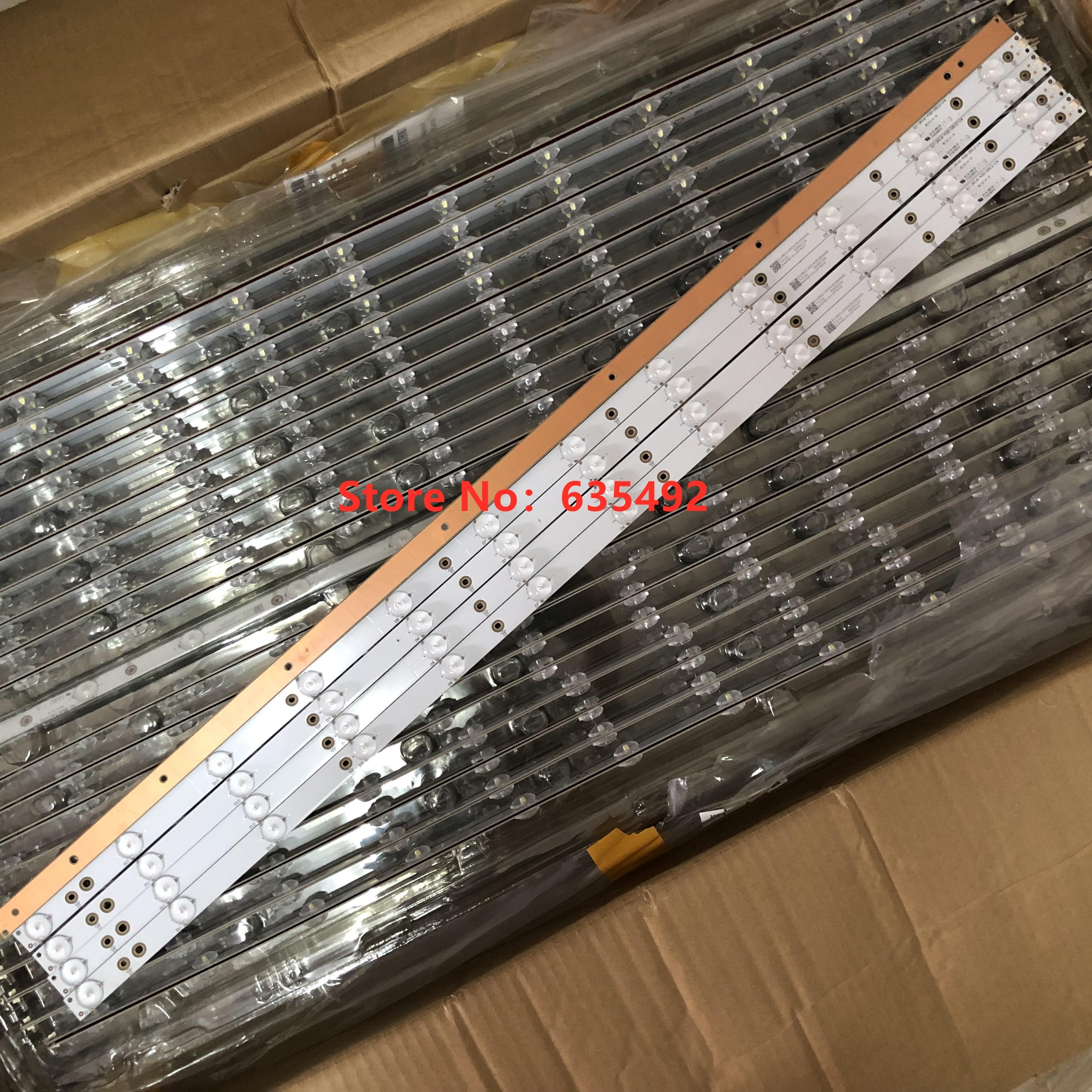LED Backlight LB43014 V0_00 (12Lamp ) For Phili Ps 43