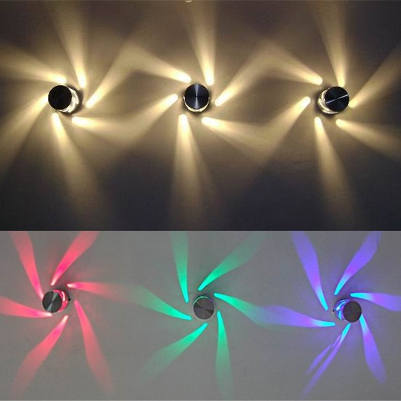 Modern Colorful LED Ceiling Light 3W warm cool white LED Ceiling Lamp ktv bar decoration Channel Modern Ceiling Light Fixtures | Coloured Glass Pendant Lights | Modern Colorful LED Ceiling Light 3W warm / cool white LED Ceiling Lamp ktv bar decoration Channel, porch, aisle lights