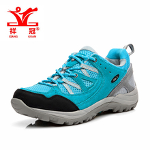 Outdoor sko Breathable Women hiking shoes Skor kvinnor tenis feminino esportivo,Climbing Trekking ayakkabi spor ayakkab kadinlar
