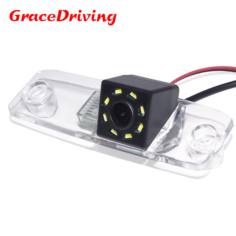 Promotion CCD Car Rear View Backup Reverse Parking font b Camera b font for Hyundai Elantra
