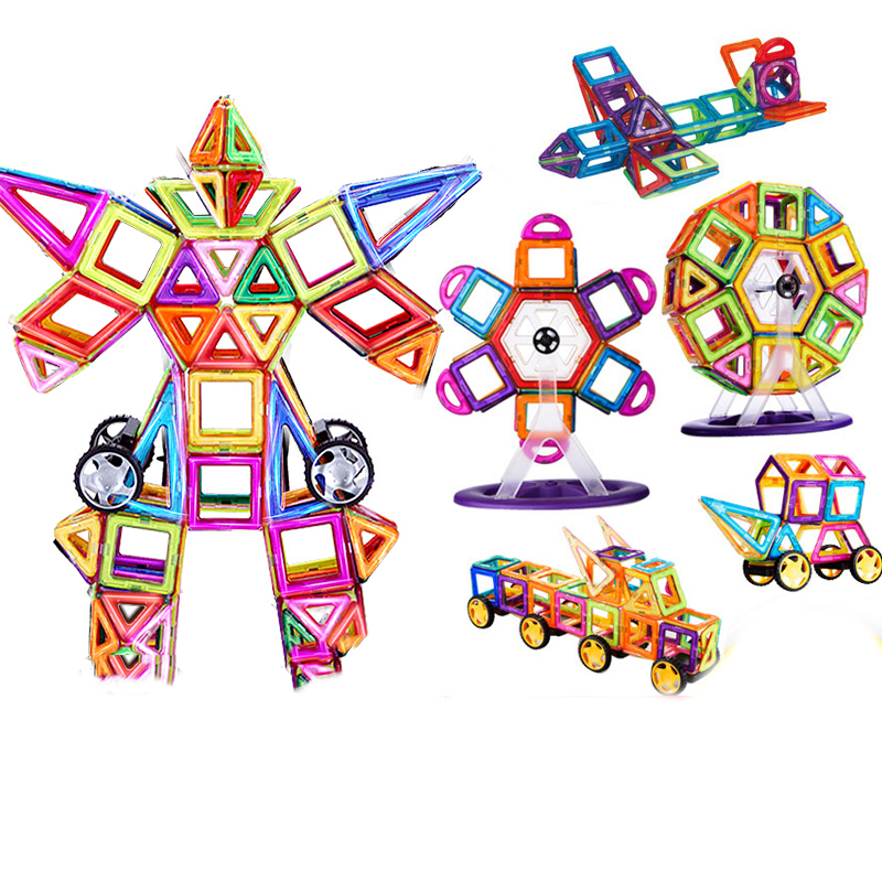 188pcs Mini Magnetic Blocks Brinquedos Models Building Toy Magnetic Designer Enlighten Bricks Magnetic Toys Educational Toys magnetic toy 77pcs mini magnetic models