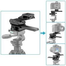 Neewer 4 способа макро фокусировочные рельсы слайдер/крупным планом съемки для Canon Nikon Sigma SLR