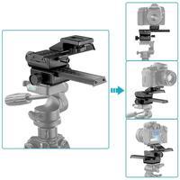 Neewer 4 Way Macro Focusing Rail Slider/Close up Shooting for Canon Nikon Sigma SLR